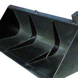 Фото к Погрузчик фронтальный для сыпучих материалов ПФ300 (к трактору ДТЗ 244.4 / JM244 / DF354)