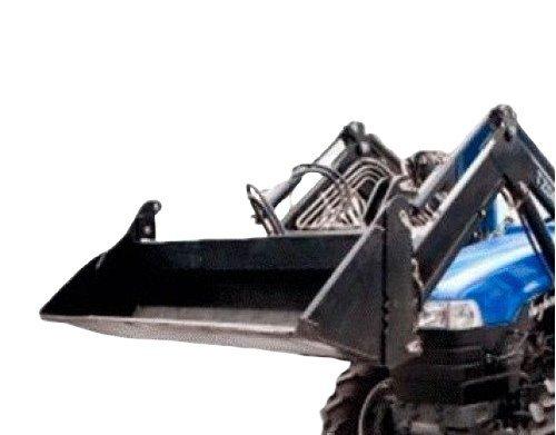 Фото к Погрузчик фронтальный для сыпучих материалов ПФ400 (к трактору ДТЗ 404.5/404.5С)