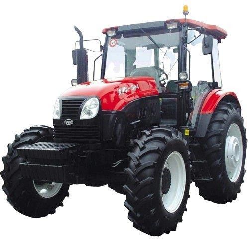 Фото к Трактор YTO -X904
