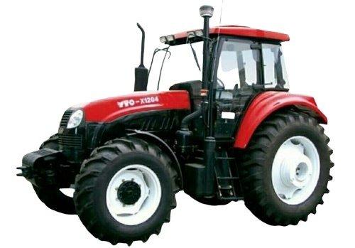 Фото к Трактор YTO -X1204