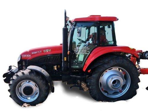 Фото к Трактор YTO EX 1404