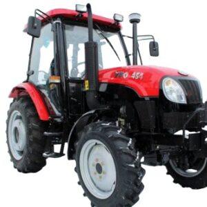 Фото к Трактор YTO -454